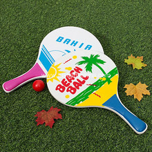 Promotional Beach Tennis Set With Ball